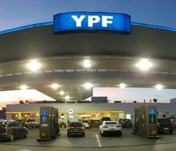 YPF y el reabastecimiento eficiente de todas sus Tiendas Full