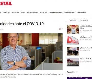 Oportunidades ante el COVID-19